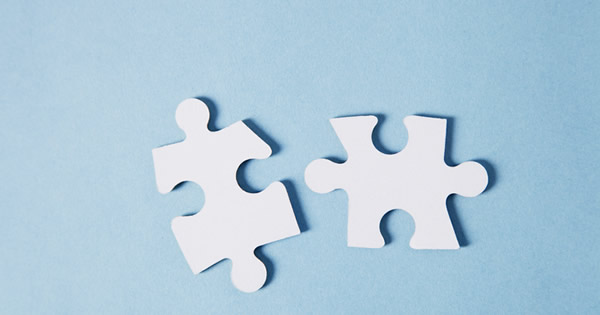 image of two puzzle pieces